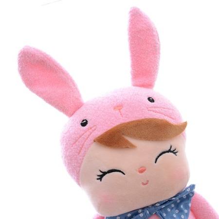 Metoo Angela Pink Bunny Doll