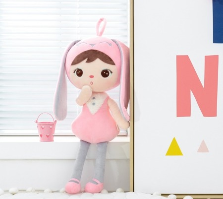 Metoo Bunny Girl Doll
