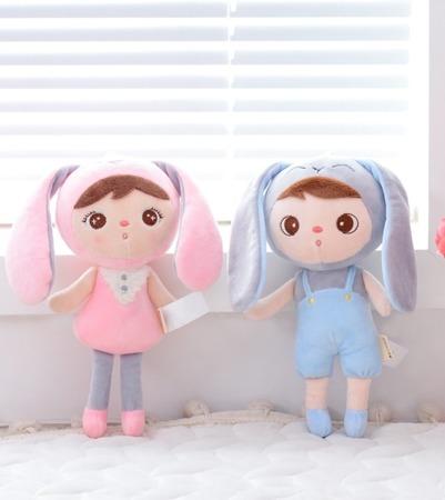 Metoo Mini Superhero Buny Doll