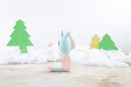 Metoo Unicorn Girl Doll