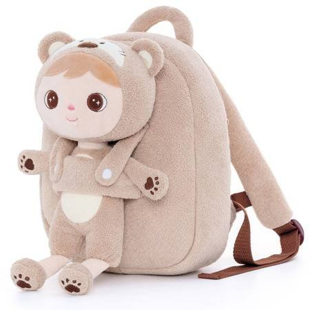 Personalized Bear Backpack