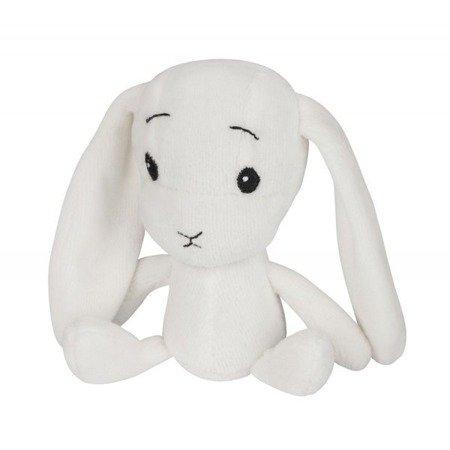 Personalized mini bunny Effiki - white