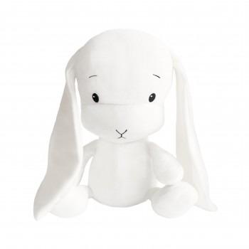 Effik Królik S personalizowany - Biały 20 cm