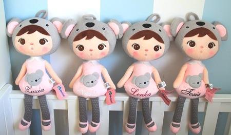 Lalka Metoo personalizowana Koala