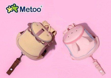 Plecak Personalizowany Metoo Niebieski Królik Friends